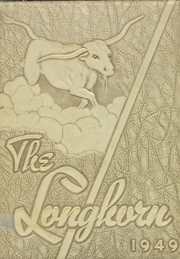 1949 Edition, Chase County High School - Longhorn Yearbook (Imperial, NE)