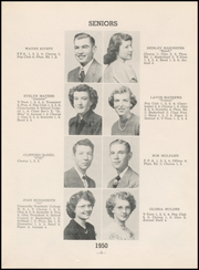 Page 13, 1950 Edition, Chase County High School - Longhorn Yearbook (Imperial, NE) online yearbook collection