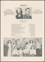 Page 15, 1950 Edition, Chase County High School - Longhorn Yearbook (Imperial, NE) online yearbook collection
