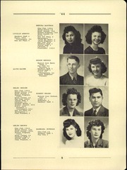 Page 11, 1944 Edition, Bayard High School - Tiger Yearbook (Bayard, NE) online yearbook collection