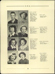 Page 12, 1944 Edition, Bayard High School - Tiger Yearbook (Bayard, NE) online yearbook collection