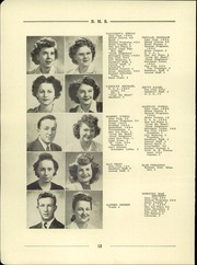 Page 14, 1944 Edition, Bayard High School - Tiger Yearbook (Bayard, NE) online yearbook collection