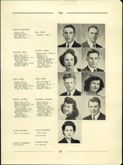 Page 15, 1944 Edition, Bayard High School - Tiger Yearbook (Bayard, NE) online yearbook collection