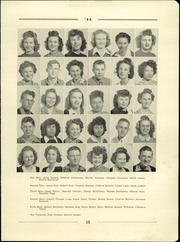Page 17, 1944 Edition, Bayard High School - Tiger Yearbook (Bayard, NE) online yearbook collection