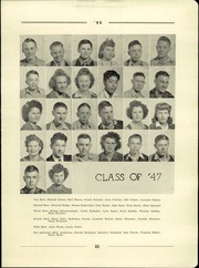 Bayard High School - Tiger Yearbook (Bayard, NE) online yearbook collection, 1944 Edition, Page 25
