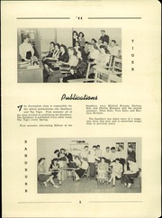 Page 7, 1944 Edition, Bayard High School - Tiger Yearbook (Bayard, NE) online yearbook collection