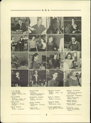 Page 8, 1944 Edition, Bayard High School - Tiger Yearbook (Bayard, NE) online yearbook collection