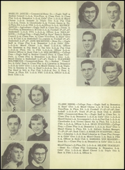 Page 11, 1954 Edition, Milford High School - Eagle Yearbook (Milford, NE) online yearbook collection