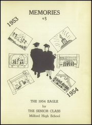 Page 5, 1954 Edition, Milford High School - Eagle Yearbook (Milford, NE) online yearbook collection