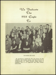 Page 6, 1954 Edition, Milford High School - Eagle Yearbook (Milford, NE) online yearbook collection