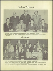 Page 7, 1954 Edition, Milford High School - Eagle Yearbook (Milford, NE) online yearbook collection