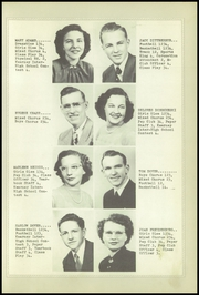 Page 17, 1950 Edition, Madison High School - Dragon Yearbook (Madison, NE) online yearbook collection
