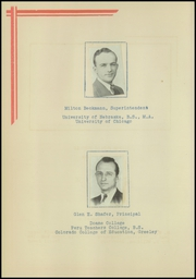 Page 10, 1946 Edition, Gibbon High School - Buffalo Yearbook (Gibbon, NE) online yearbook collection