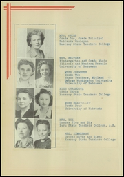 Page 14, 1946 Edition, Gibbon High School - Buffalo Yearbook (Gibbon, NE) online yearbook collection