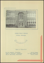 Page 9, 1946 Edition, Gibbon High School - Buffalo Yearbook (Gibbon, NE) online yearbook collection