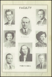 Page 13, 1949 Edition, Gibbon High School - Buffalo Yearbook (Gibbon, NE) online yearbook collection