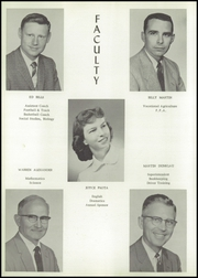 Page 10, 1958 Edition, Gibbon High School - Buffalo Yearbook (Gibbon, NE) online yearbook collection