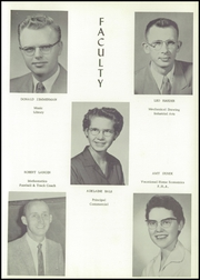 Page 11, 1958 Edition, Gibbon High School - Buffalo Yearbook (Gibbon, NE) online yearbook collection