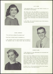 Page 15, 1958 Edition, Gibbon High School - Buffalo Yearbook (Gibbon, NE) online yearbook collection