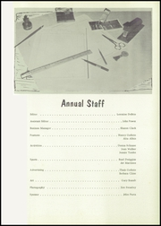 Page 5, 1958 Edition, Gibbon High School - Buffalo Yearbook (Gibbon, NE) online yearbook collection