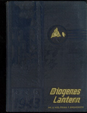 1943 Edition, Pacific Union College - Diogenes Lantern Yearbook (Angwin, CA)