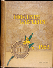Page 1, 1952 Edition, Pacific Union College - Diogenes Lantern Yearbook (Angwin, CA) online yearbook collection