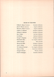 Page 12, 1952 Edition, Pacific Union College - Diogenes Lantern Yearbook (Angwin, CA) online yearbook collection