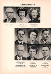 Page 16, 1952 Edition, Pacific Union College - Diogenes Lantern Yearbook (Angwin, CA) online yearbook collection