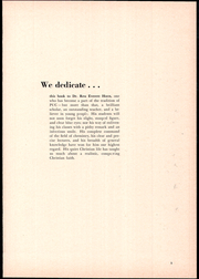 Page 9, 1952 Edition, Pacific Union College - Diogenes Lantern Yearbook (Angwin, CA) online yearbook collection