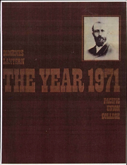 1971 Edition, Pacific Union College - Diogenes Lantern Yearbook (Angwin, CA)