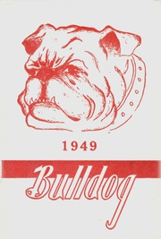 Friend High School - Bulldog Yearbook (Friend, NE) online yearbook collection, 1949 Edition, Page 1