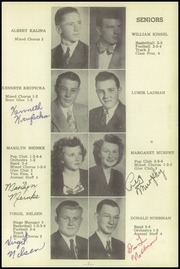 Page 11, 1949 Edition, Friend High School - Bulldog Yearbook (Friend, NE) online yearbook collection