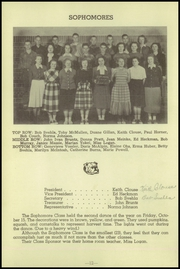 Page 16, 1949 Edition, Friend High School - Bulldog Yearbook (Friend, NE) online yearbook collection