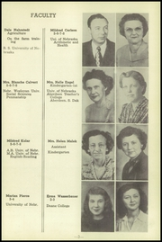 Page 7, 1949 Edition, Friend High School - Bulldog Yearbook (Friend, NE) online yearbook collection