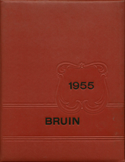 Page 1, 1955 Edition, Hebron High School - Bruin Yearbook (Hebron, NE) online yearbook collection