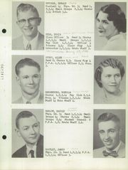 Page 15, 1955 Edition, Hebron High School - Bruin Yearbook (Hebron, NE) online yearbook collection