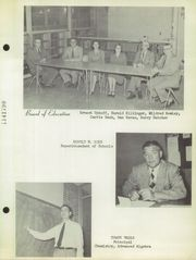 Page 5, 1955 Edition, Hebron High School - Bruin Yearbook (Hebron, NE) online yearbook collection