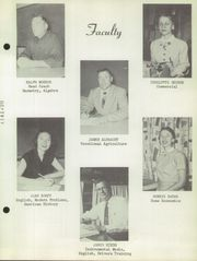 Page 7, 1955 Edition, Hebron High School - Bruin Yearbook (Hebron, NE) online yearbook collection