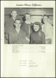Page 11, 1955 Edition, Plainview High School - Pirate Treasure Yearbook (Plainview, NE) online yearbook collection