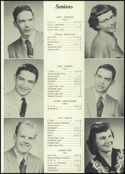 Page 13, 1955 Edition, Plainview High School - Pirate Treasure Yearbook (Plainview, NE) online yearbook collection