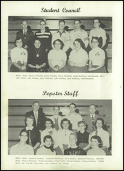 Page 8, 1955 Edition, Plainview High School - Pirate Treasure Yearbook (Plainview, NE) online yearbook collection