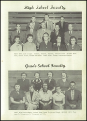 Page 9, 1955 Edition, Plainview High School - Pirate Treasure Yearbook (Plainview, NE) online yearbook collection
