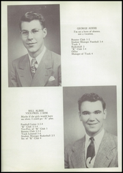 Page 14, 1952 Edition, Rushville High School - Longhorn Yearbook (Rushville, NE) online yearbook collection