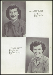 Page 15, 1952 Edition, Rushville High School - Longhorn Yearbook (Rushville, NE) online yearbook collection
