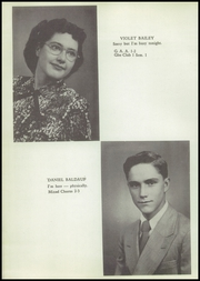 Page 16, 1952 Edition, Rushville High School - Longhorn Yearbook (Rushville, NE) online yearbook collection