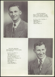 Page 17, 1952 Edition, Rushville High School - Longhorn Yearbook (Rushville, NE) online yearbook collection