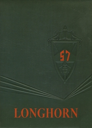 Page 1, 1957 Edition, Rushville High School - Longhorn Yearbook (Rushville, NE) online yearbook collection