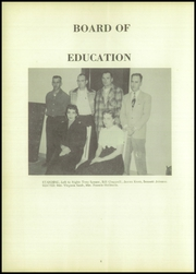 Page 10, 1957 Edition, Rushville High School - Longhorn Yearbook (Rushville, NE) online yearbook collection