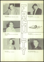 Page 13, 1957 Edition, Rushville High School - Longhorn Yearbook (Rushville, NE) online yearbook collection
