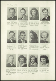 Page 12, 1948 Edition, Ravenna High School - Blue Jay Yearbook (Ravenna, NE) online yearbook collection